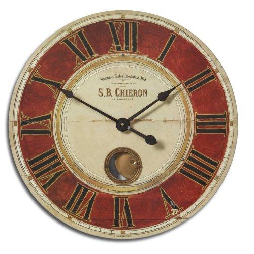 "SB Chieron 23"" Wall Clock"