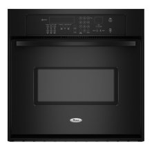 30-inch Single Wall Oven with TimeSavor Plus True Convection Cooking System