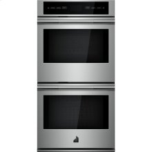"RISE 27"" Double Wall Oven with MultiMode® Convection System, RISE"