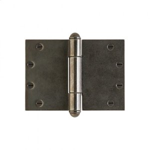 """Butt Hinge (wide throw) - 5"""" x 7"""" Silicon Bronze Brushed Product Image"""