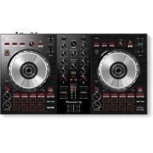 2-channel DJ controller for Serato DJ Lite (black)
