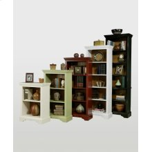 "24"" W Open Bookcases"