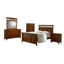 SS-TR750 Bedroom  5 Piece Bedroom Set