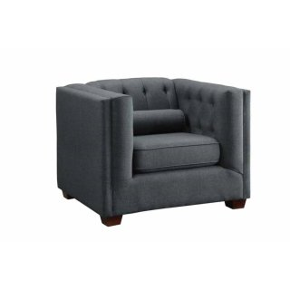 Cairns Chair Black