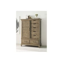 Wheeler Door Chest