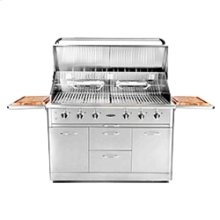 "Precision Series 52"" Freestanding Grill"