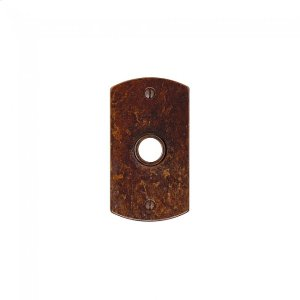 Curved Escutcheon - E504 Silicon Bronze Brushed Product Image