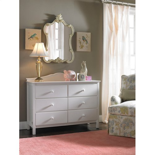 Fisher-Price Double Dresser, Snow White