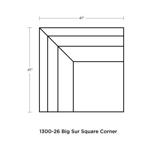 Big Sur Sectional
