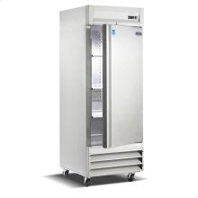 One Door, Stainless Steel Solid Door Commercial Refrigerator