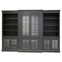 Lowcountry Wall Unit W140