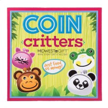 Coin Critters Sign