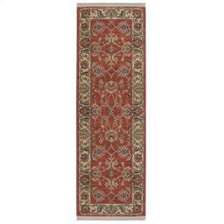 Agra Red Runner 2ft 6in X 8ft