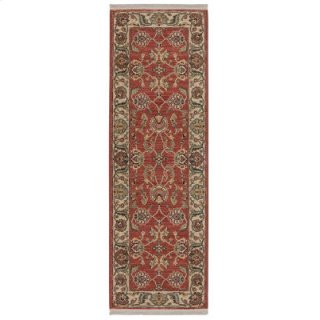 Agra Red Runner 2ft 6in X 8ft