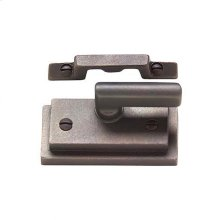 Double Hung Sash Lock - DHSL200 Silicon Bronze Brushed