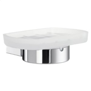 Holder with Soap Dish Product Image