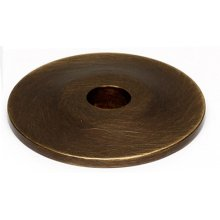Knobs Backplate A815-34P - Antique English