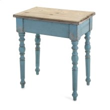 Claremore Wooden Accent Table