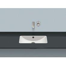 Undermount, rectangular, basin 20 x 10 3/4 *2 AVAILABLE*