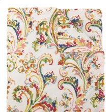 Freesia Duvet Cover & Shams, MULTI, KING