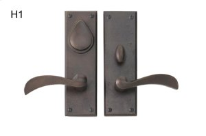 Heritage  Mortise Entry Small Product Image