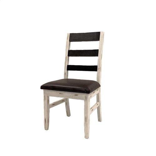 Chair W/Cushion Seat