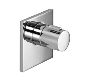 xTOOL Concealed thermostat without volume control - chrome Product Image
