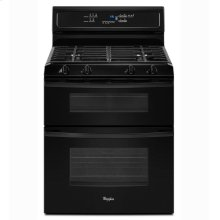 30-inch Self-Cleaning Double Oven Freestanding Gas Range