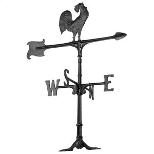"30"" Rooster Accent Weathervane Product Image"