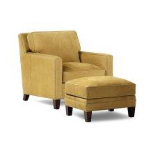 Lena Chair and Ottoman