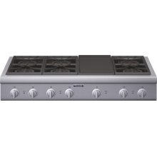48-Inch Professional Rangetop PCG486GD