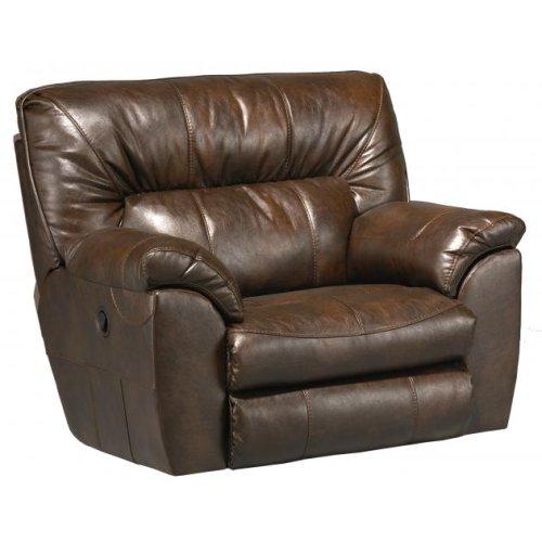 Extra Wide Reclining Sofa