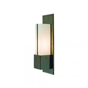 Small Vessel Sconce - WS425 Silicon Bronze Brushed Product Image