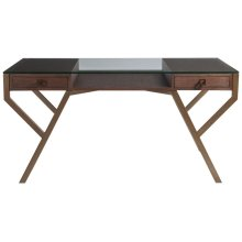 Marrone Interlaken Desk