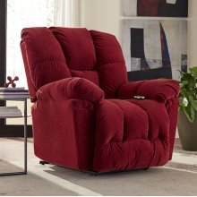 MAURER LARGE ROCKER RECLINER