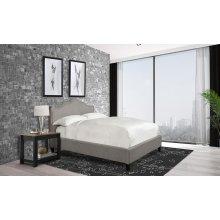 Jamie Falstaf (Grey) California King Bed 6/0