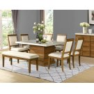 Palmer Dining Bench (no Tufting 48'' x16'' x19''H Product Image