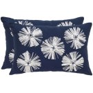 Bellissima Pillow - Sapphire Product Image