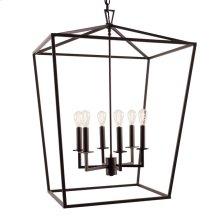 Cage Large Pendant 1082