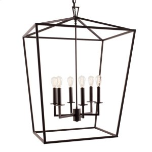 Cage Large Pendant 1082 Product Image