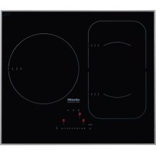 KM 6320 Induction Cooktop with PowerFlex cooking area for maximum versatility and performance.