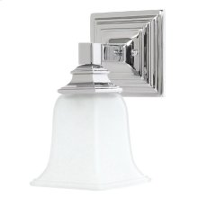 1 Light Sconce