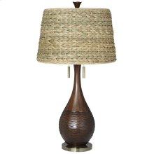 Rice Terrace Table Lamp