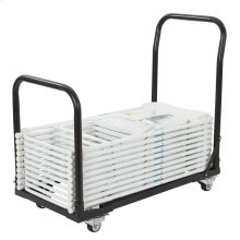 Stacking Dolly for Rc88 Chairs With Locking Casters
