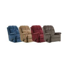 Brown Rocker/Recliner