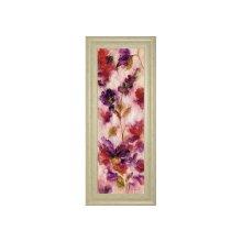 Exuberant Florals III By Silvia Vassileva