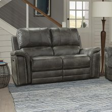 BELIZE - ASH Power Loveseat