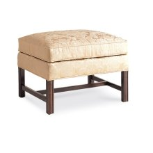 Chippendale Ottoman