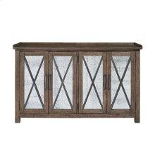 Sideboard w Antique Mirror