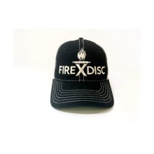 Black Traditional Trucker Hat